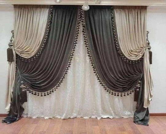 Dragon Mart Curtains